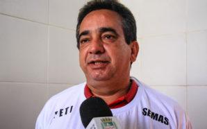 Marcos Barbosa afirma que Zé Carlos não atua mais no CRB enquanto for presidente (Foto: Pei Fon / Secom Maceió)