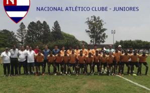 Equipe de Juniores, está no Grupo 24 da Copa SP 2017. ( Foto: Divulgação / Nacional AC)