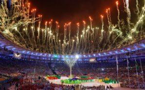 Cerimônia de encerramento dos Jogos Olímpicos Rio 2016 Foto: Fernando Frazão/Agência Brasil