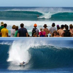 Ondas de Pipeline e Backdoor