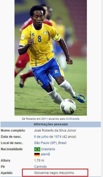 Ze Roberto