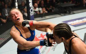 UFC 207: Amanda Nunes x Ronda Rousey