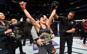 UFC 207: Amanda Nunes mantém cinturão do galo