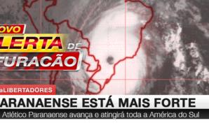 Divulgação: Facebook oficial / Clube Atlético Paranaense