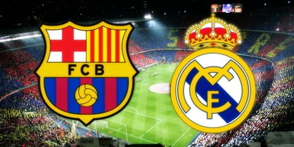 assistir real madrid x fc barcelona.