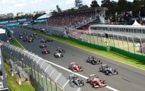 Imagem: Reprodução/Twitter Oficial Formula 1