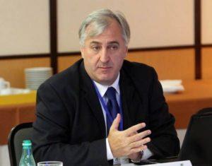 Rinaldo Martorelli, presidente do Sindicato dos Atletas de São Paulo. Foto: Divulgação.