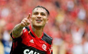 Guerrero, atacante do Flamengo