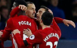 Everton x Manchester United