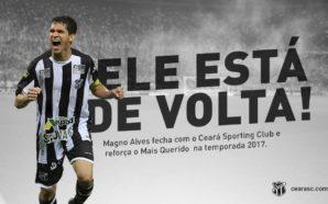 Crédito da foto: Divulgação/Ceará Sporting Club