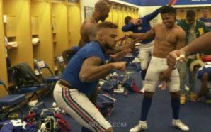 Divulgação: Instagram oficial /  New York Giants