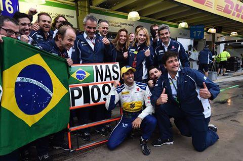 Foto: Reprodução/Facebook F1 - oficial