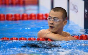 Hongguang Jia é o novo recordista mundial dos 100m costas S6 (Foto: OIS/COI/Bob Martin)