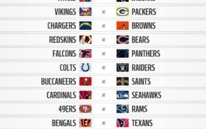 Montagem: Site oficial / NFL