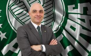 Palmeiras Maurício Galiotte