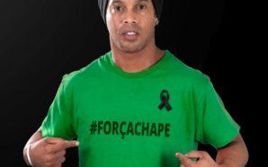 Ronaldinho Gaúcho na Chape