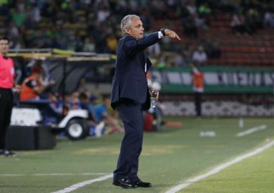 Divulgação/Site Oficial Atlético Nacional