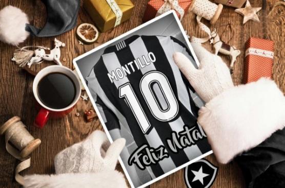 Botafogo encaminha acerto com Montillo