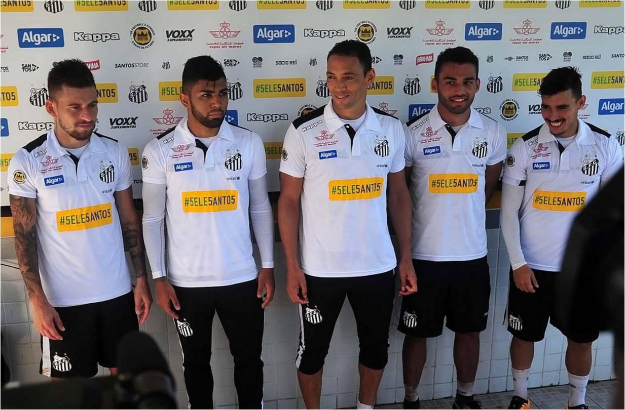 Foto: Reprodução/ Flickr Santos FC