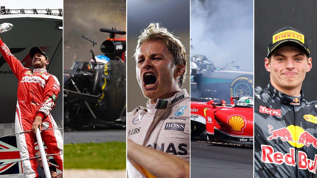 Twitter Oficial da Fórmula 1