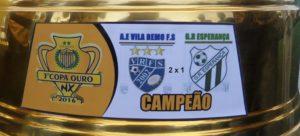 varzea 6 Copa Ae Ouro preto