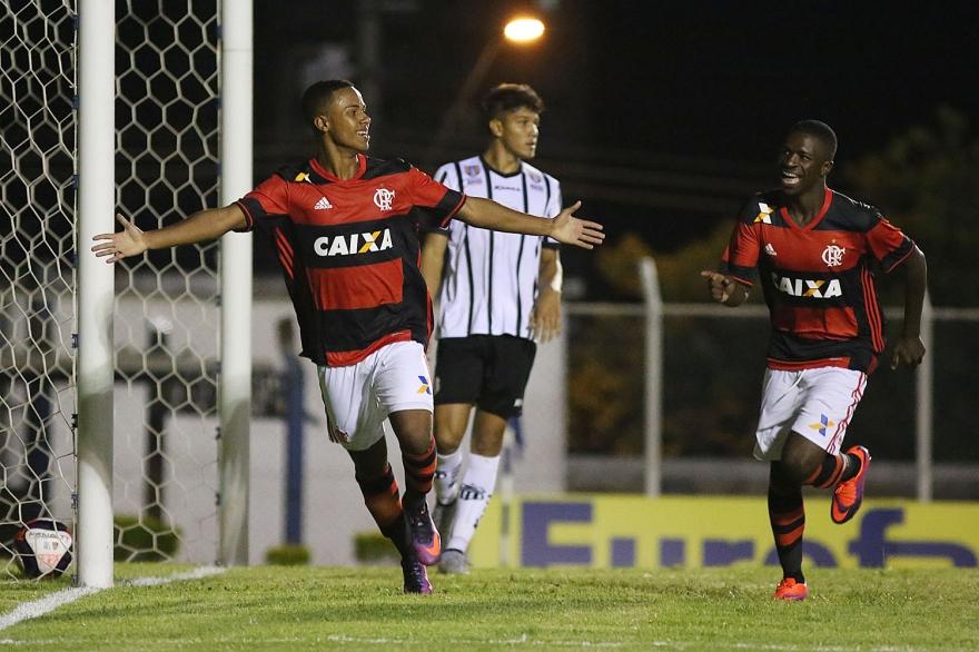 Flamengo x Nacional-SP