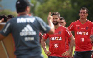 Flamengo treino