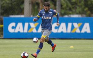 Rafael Sóbis foi o autor de um dos três gols do Cruzeiro sobre o Araxá