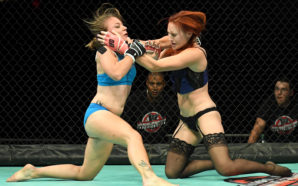 Divulgação/Lingerie Fighting Championships