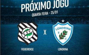 Crédito da foto: Reprodução\ Instagram oficial do Londrina