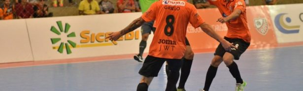 Crédito da foto: Ulisses Castro / Associação Carlos Barbosa de Futsal (ACBF)
