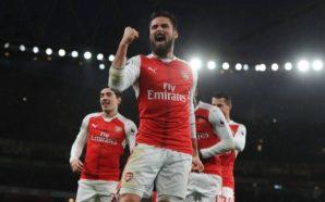 Arsenal x Burnley