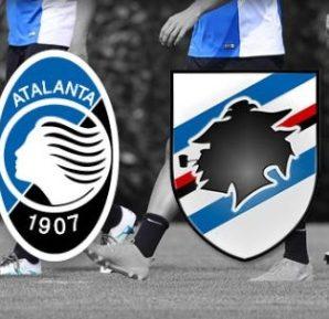 Atalanta x Sampdoria