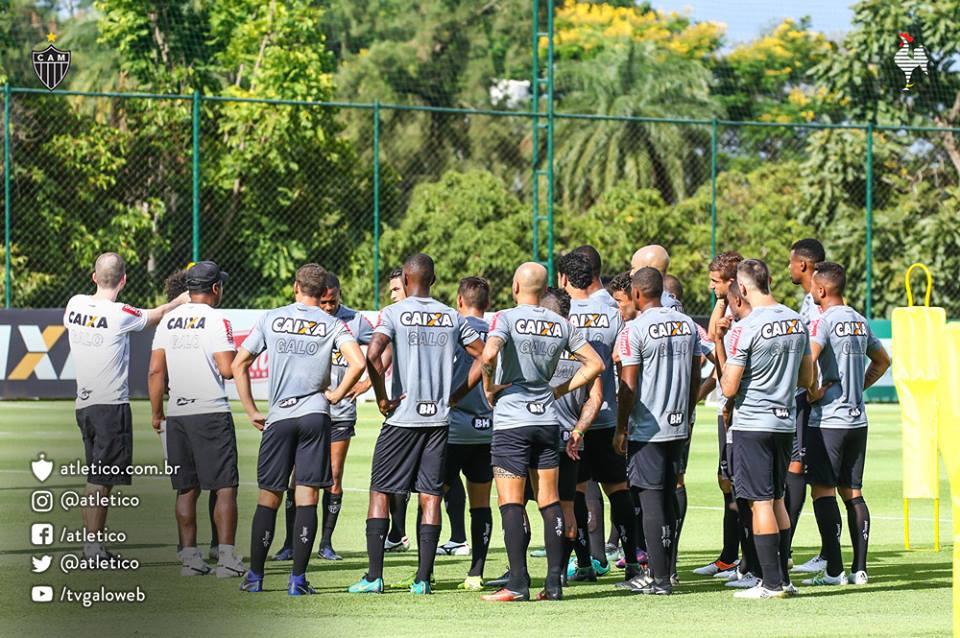 Atlético-MG jogo alterado