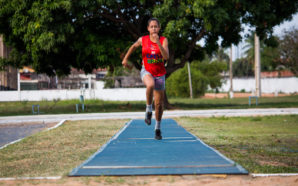 Atletismo - Foto de Junior Martins