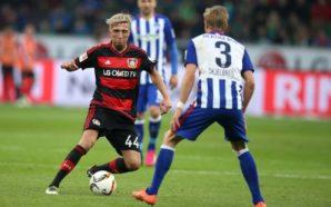 Bayer Leverkusen x Hertha Berlim