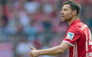 Bayern de Munique Xabi Alonso
