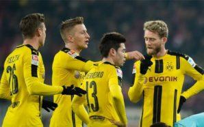 Schalke x Borussia Dortmund