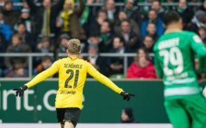 Werder Bremen 1 x 2 Borussia Dortmund
