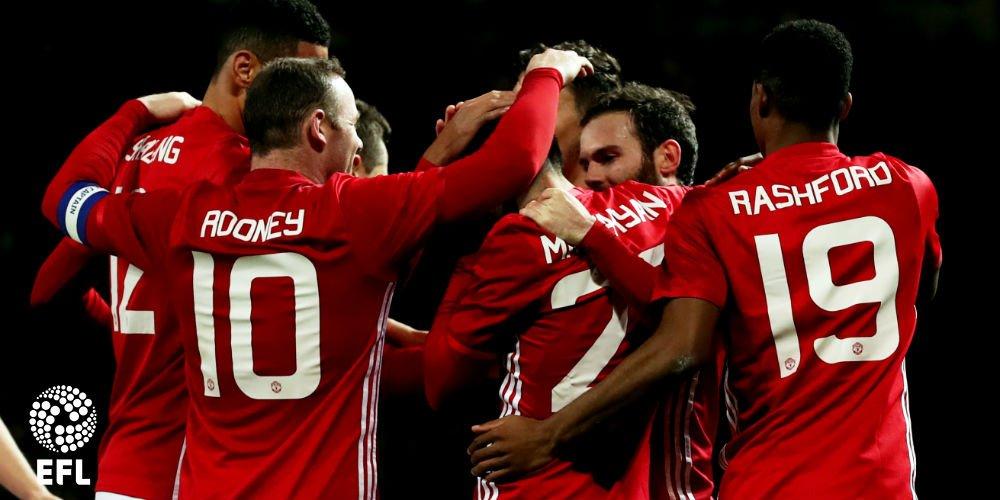 Foto: Twitter Oficial da EFL Cup