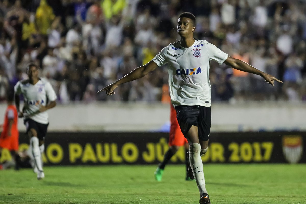 Corinthians x Coritiba Copinha