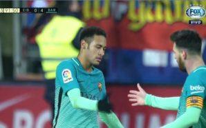 Eibar x Barcelona