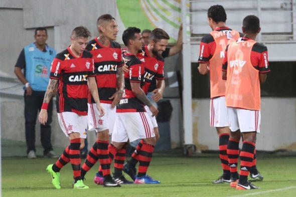 Crédito da Foto: Divulgação/Twitter do Flamengo
