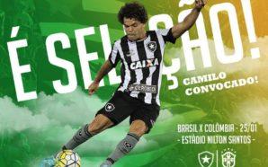 Créditos: Twitter Botafogo
