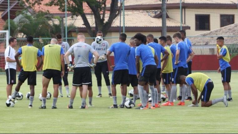 Corinthians x Manthiqueira