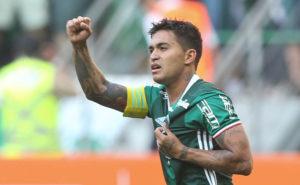 Dudu jogador Palmeiras
