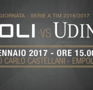 Empoli x Udinese