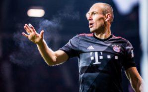 Freiburg x Bayern de Munique Robben