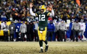 Quarterback do Green Bay Packers tem se destacado outra vez nos momentos decisivos