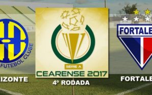 Horizonte x Fortaleza: Promessa de uma boa partida entre os clubes | Foto Divulgação